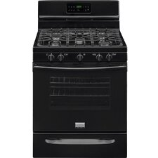 5.0 Cu. Ft. Gas Self Cleaning Convection Range