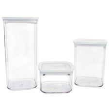 3-Piece Storage Container Set