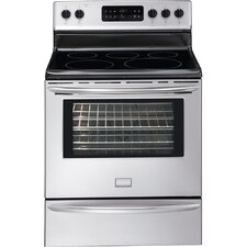 Gallery Series 5.4 Cu. Ft. Electric Range in Stainless Steel
