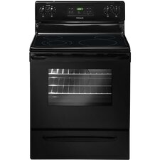 5.3 Cu. Ft. Electric Self Cleaning Convection Range