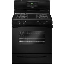5 Cu. Ft. Gas Self Cleaning Range