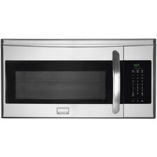 1.5 Cu. Ft. 900W Over-the-Range Microwave in Stainless Steel