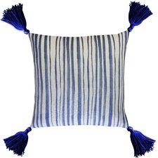Tassels Stripe Throw Pillow