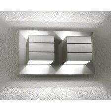 Alume 2 Light Wall Sconce