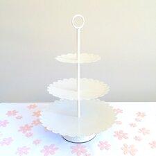 3-Tier Cupcake and Dessert Cake Stand