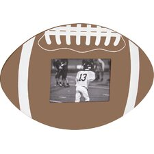 Wooden Football Wall Picture Frame