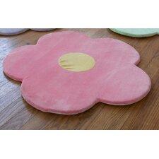 Daisy Flower Kids Rug