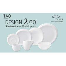 14-tlg. Kombiservice Tao aus Porzellan