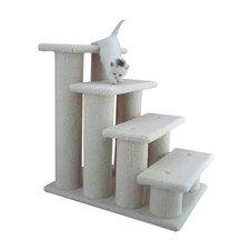 64cm Four Step Cat Tree