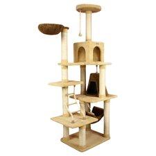 198cm Ultra-Soft Premium Cat Tree