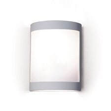Silhouette Lucidity 1 Light Wall Sconce