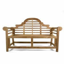 Marlborough Lutyens 3 Seater Teak Bench