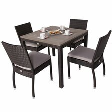 Andreas 4 Seater Dining Set