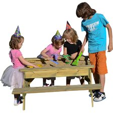 Children's Sandpit Table