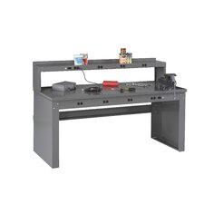 Electronic Steel Top Workbench