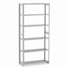 "Regal 76"" H 5 Shelf Shelving Unit Starter"