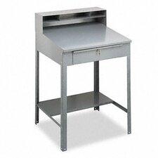 Open Steel Shop Desk