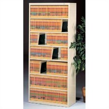 Large Fixed Shelf File Open Filing Unit