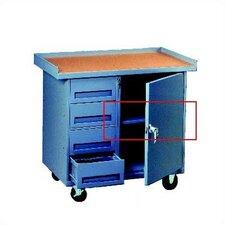 Mobile Workbench Shelf