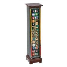 Billiards CD Multimedia Cabinet