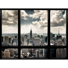 "Leinwandbild ""New York Window"", Wandbild"