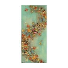 Kunstdruck Chinese Green von Lily Greenwood