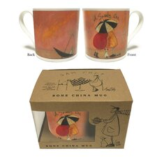 Sam Toft A Sneaky One Mug