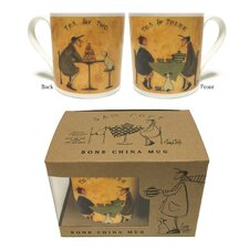 Sam Toft Tea for Two Tea for Three Mug
