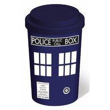 Reisebecher Doctor Who Tardis