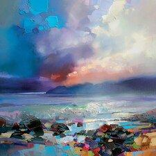 "Leinwandbild ""Lacuna"" von Scott Naismith, Kunstdruck"