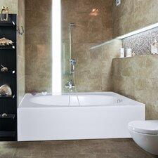 "Builder Kona 60"" x 36"" Bathtub"
