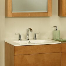 Lincoln Street Drop-in Bathroom Sink