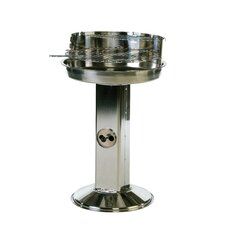 50cm Pedestal Charcoal Barbecue