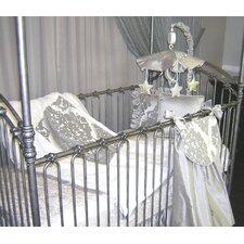 Sterling 3 Piece Crib Bedding Set
