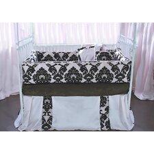 Paris 4 Piece Crib Bedding Set