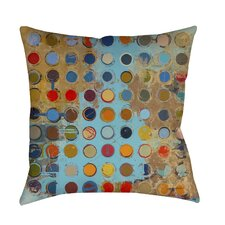 Fibonacci Printed Throw Pillow