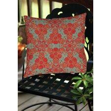Tea House Patterns 13 Indoor/Outdoor Throw Pillow