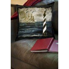 Timeless Voyage 2 Printed Throw Pillow