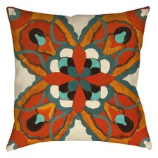 Tuscan Tile 1 Indoor/Outdoor Throw Pillow