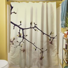 The Soft Explosion Shower Curtain