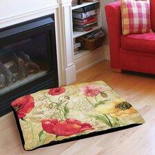 Large Poppy Heads Indoor/Outdoor Pet Bed