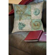 Sea Life 1 Printed Throw Pillow