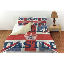 My Queen Castle Square Duvet Cover Collection
