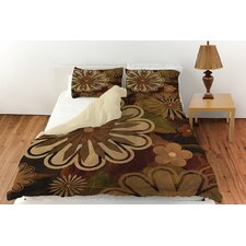 Floral Abstract I Duvet Cover Collection