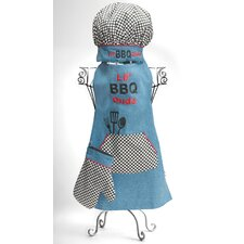 Izzy's Busy Lil Bib Dude Apron (Set of 3)