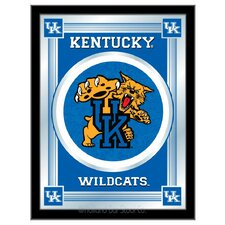 NCAA  Logo Mirror Framed Graphic Art