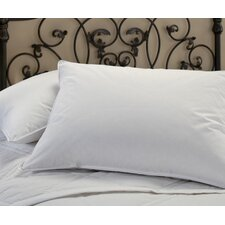 400 Thread Count Sateen Grey Goose Down Pillow