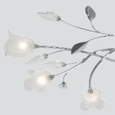 Lampenschirm Nevia aus Glas