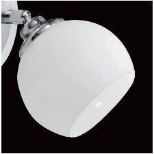 Runder Lampenschirm Kwee aus Glas