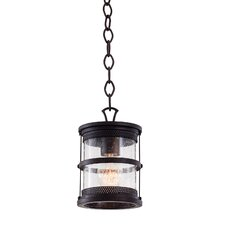 Hemlock 1 Light Outdoor Hanging Lantern